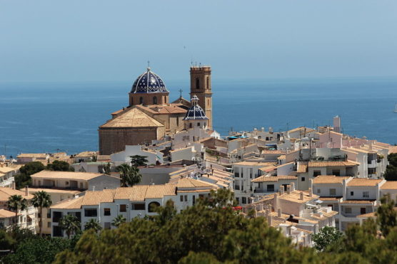 the towns of the costa blanca altea