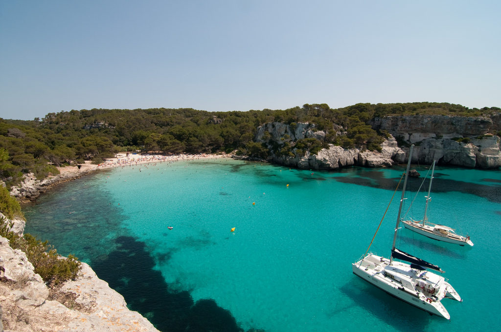 things to do in menorca playas
