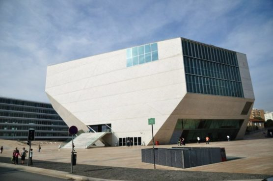 things to do in porto casa de musica