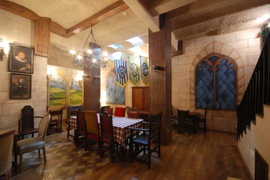 Harry Potter themed restaurants barcelona
