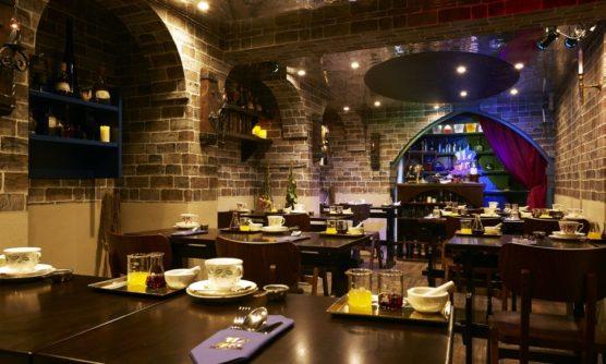 Harry Potter themed restaurants cutter