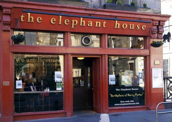 Harry Potter themed restaurants elephant