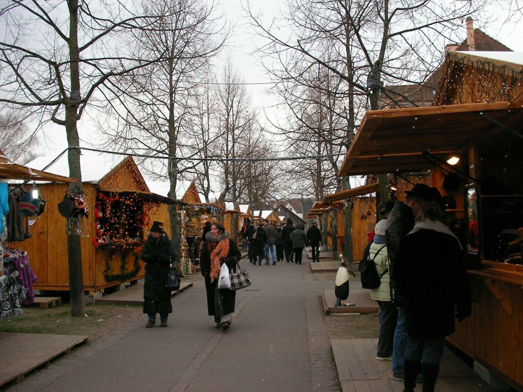 christmas markets of alsace