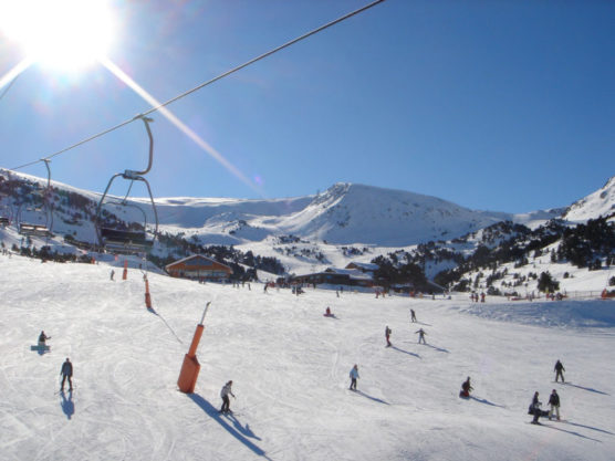 in Andorra with children
