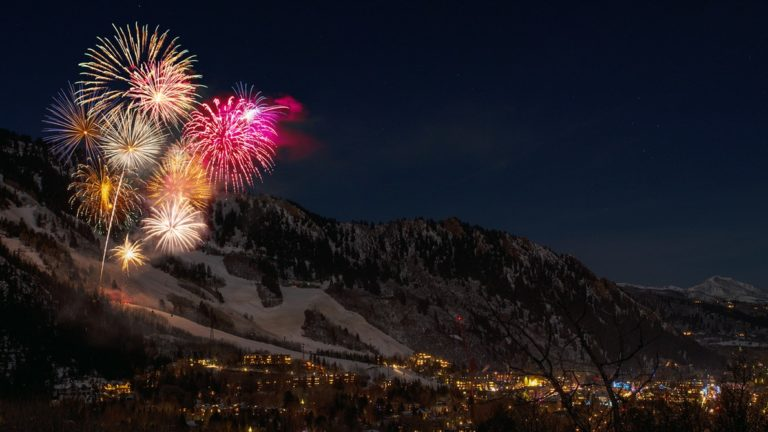 places to celebrate new year
