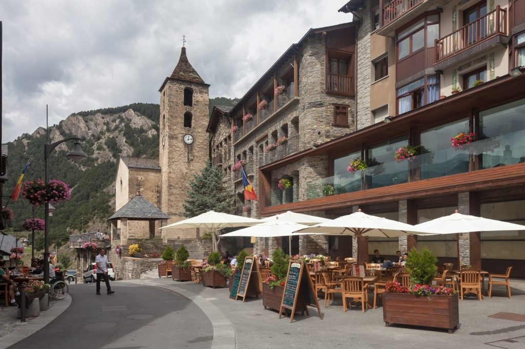 villages in Andorra