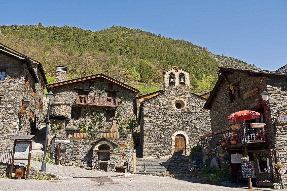 villages in Andorra