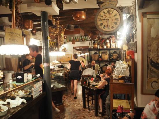 The best budget places to eat out in Venice