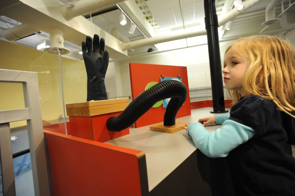 recommendations for visiting museums with children