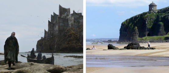 where is game of thrones filmed