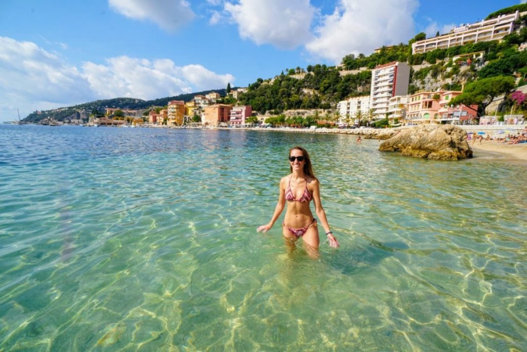 best beaches in Nice