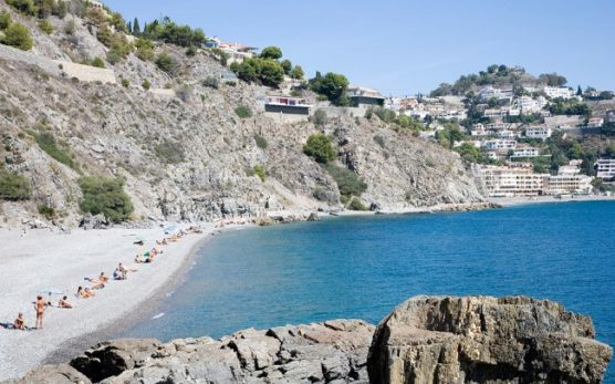 nudist beaches in Andalusia