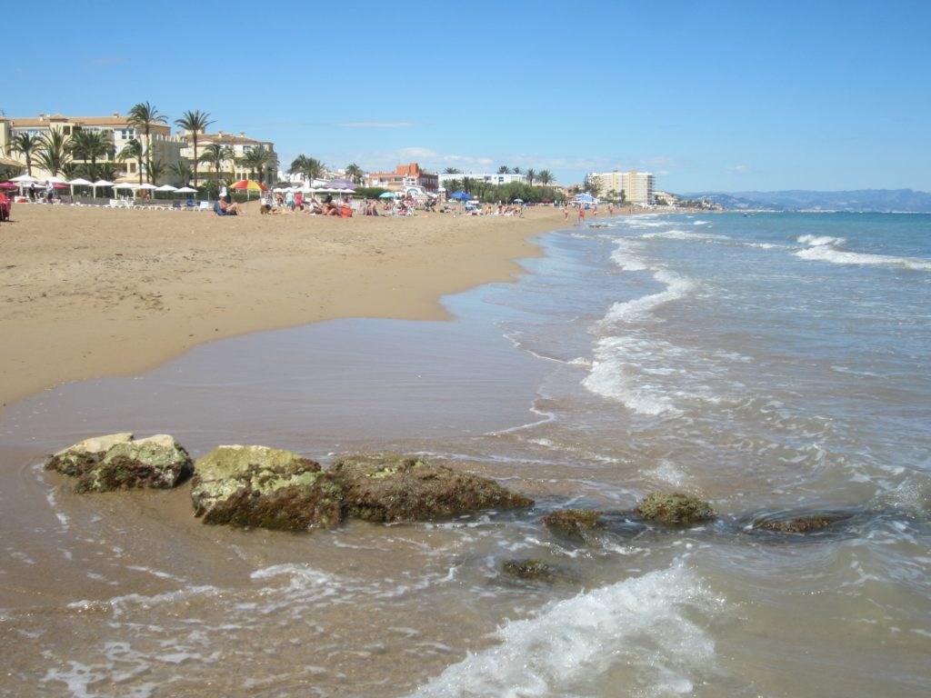 holidays in Denia with kids