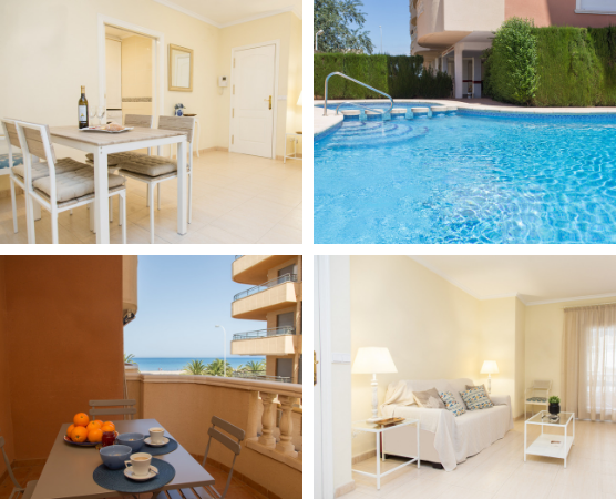 pet-friendly accommodations in Denia