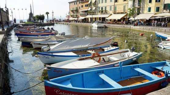 where to stay in Lake Garda