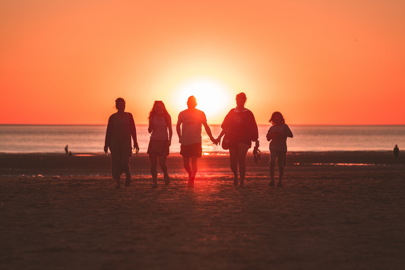 family holiday with teenagers