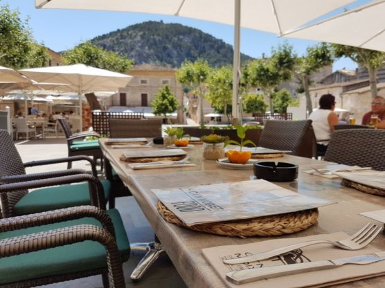 restaurants in Pollensa