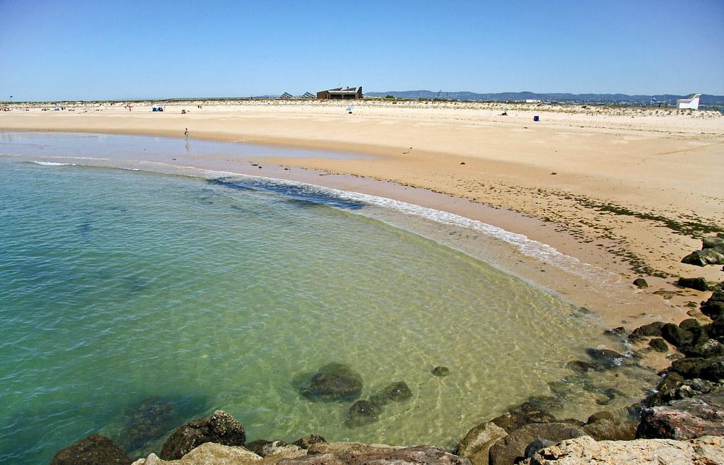nudist beaches in the Algarve