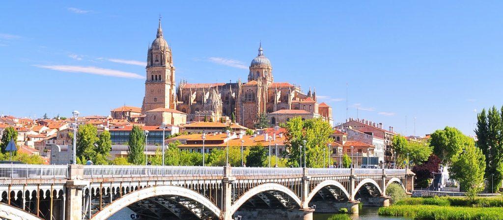 Views of Salamanca
